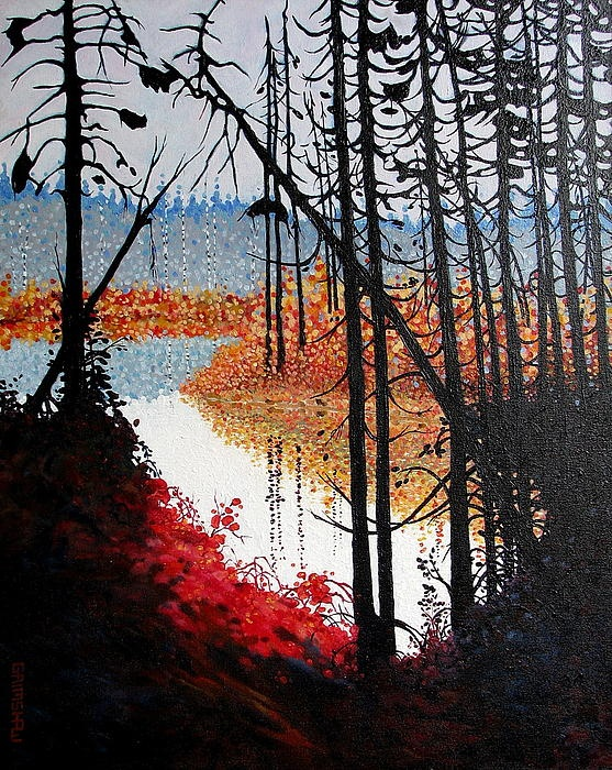 T3 Tribue to Tom Thomson Sheldon Grimshaw