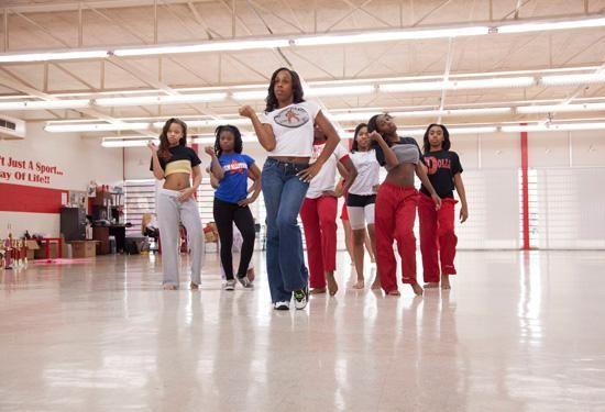 Ms D Dancing Dolls