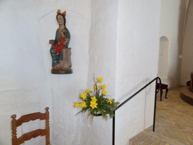 Påsken i Halk Kirke, Haderslev Domprovsti