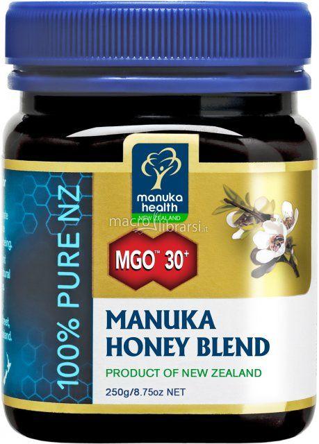 Il Miele di Manuka è prodotto dalle api che si nutrono dei fiori dell'albero di Manuka (Leptospermum Scoparium) che è una pianta indigena che cresce nelle distese incontaminate e prive di qualsiasi tipo di inquinamento della Nuova Zelanda.