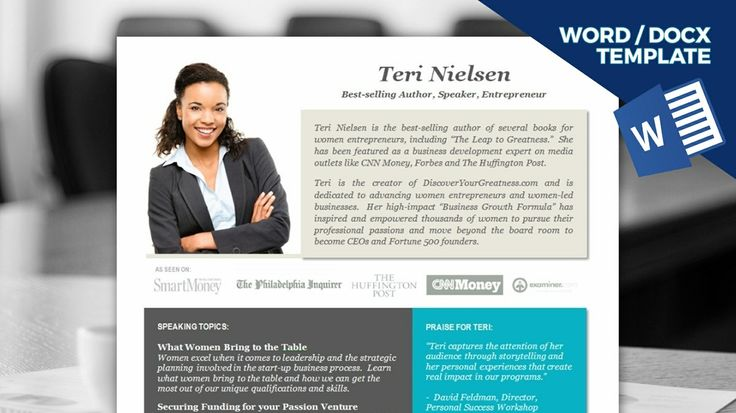 30 best Brand Building Templates images on Pinterest Brand - one sheet template word