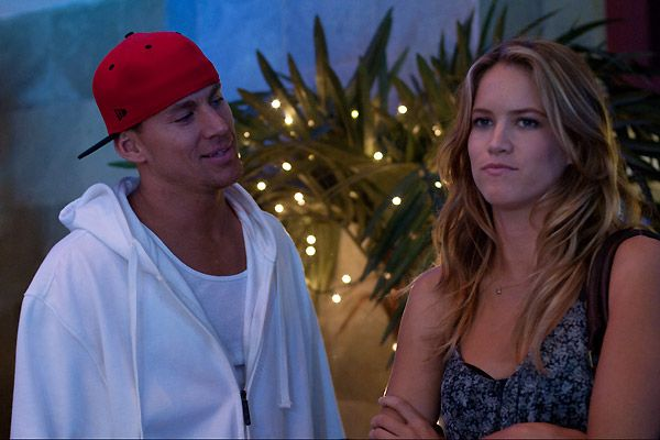 """Channing Tatum and Cody Horn in """"Magic Mike"""""""