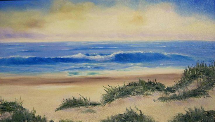 Sultry Beach - Jacquie Ellis