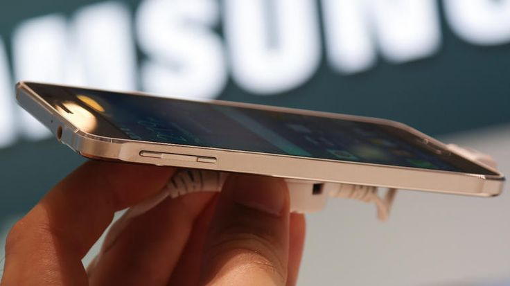 Samsung is putting the pedal to the metal with the Samsung Galaxy Alpha, the first in a new lineup of metal smartphones. It also features a heart-rate monitor and fingerprint scanner.