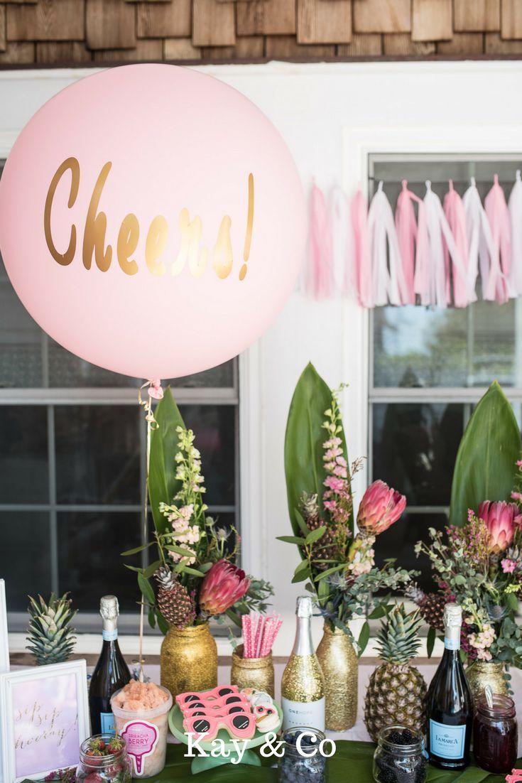 25 best bachelorette party decorations ideas on pinterest for Bachelorette decoration