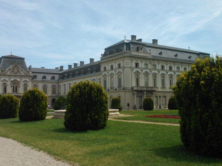 Keszthely Festetics Kastély