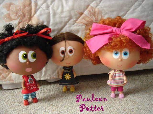 Mi colección de muñecas de #Distroller (parte 1)