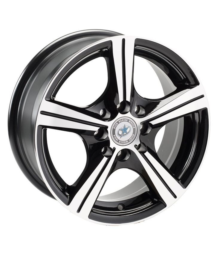 STAR RACING WHEELS - S 279 - Full Machined Black - 13 Inch Alloys (Set of 4), http://www.snapdeal.com/product/hrs-s-279-full-machined/1425093112