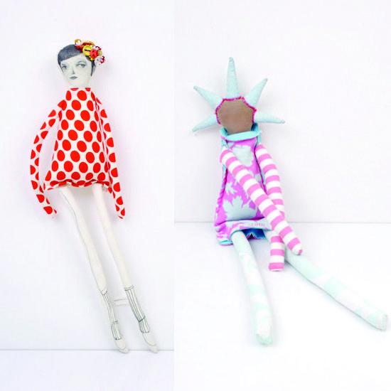 Timo Handmade Dolls and Stuffed Toys