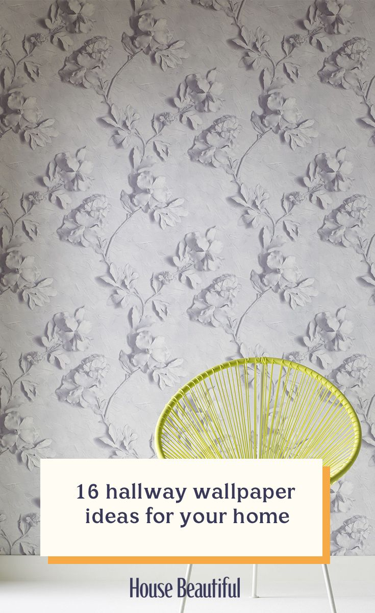 16 Hallway Wallpaper Ideas For Your Home Hallway Wallpaper Wallpaper Print Wallpaper