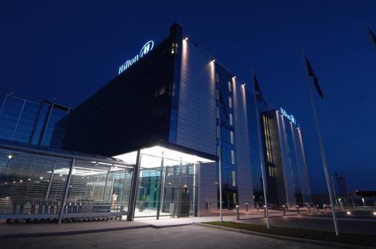 Hilton Helsinki Airport (****) VIKRAM JIT MARROCU has just reviewed the hotel Hilton Helsinki Airport in Vantaa - Finland #Hotel #Vantaa