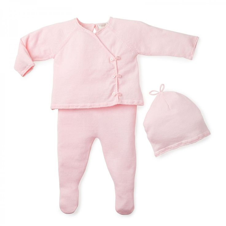 Baby Pink Take Me Home Outfit