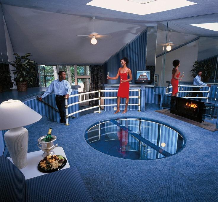 Fantasy Apple Living Room Romantic Getaways