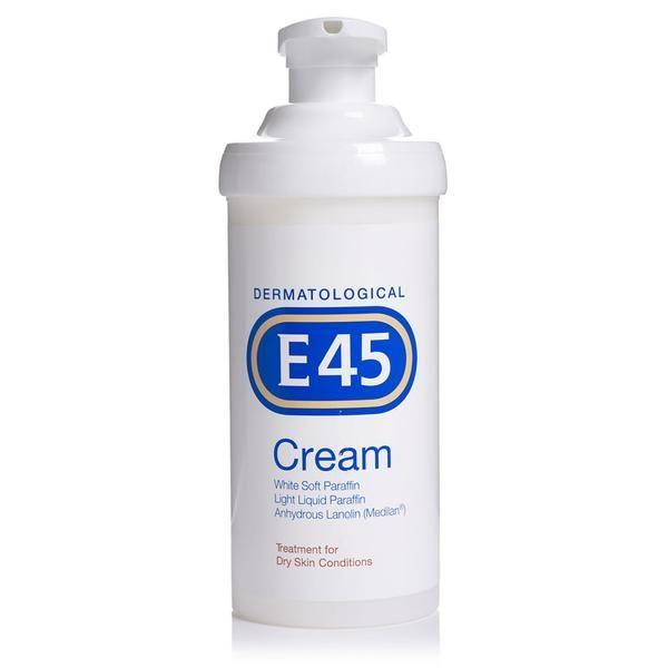 E45 Eczema Cream for Dry Skin - 500g, 350g