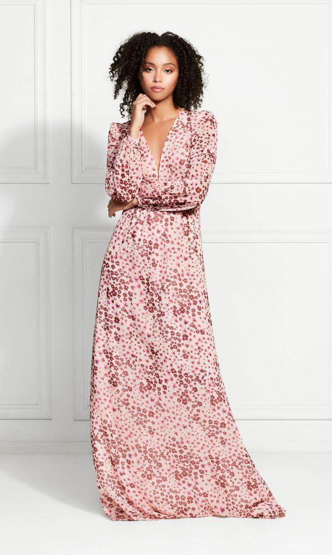 Penelope Floral Leopard Maxi Dress Rachel Zoe Leopard Maxi Dress Maxi Dress Maxi Gowns [ 1170 x 700 Pixel ]