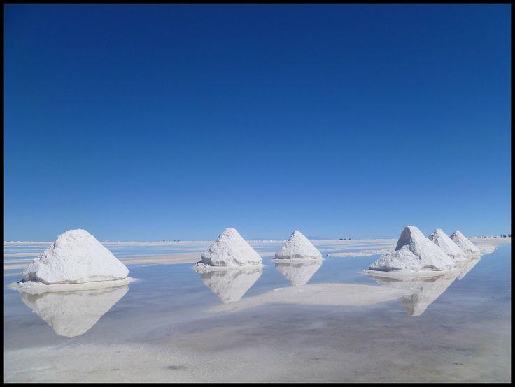 Bucket List Thursday - Bolivian Salt Flats - Bring Your Own Compass