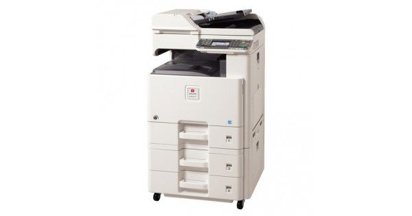 Copiator Profesional Olivetti MF2001 A3, A4 Laser ColorFunctii: Imprimare, Copiere, Scanare, FaxDuplex: DaViteza copiere/printare A4: 20 ppmViteza copiere/printare A3: 10 ppmRezolutie: 600 x 600 dpiAlimentare hartie standard: 1500 coliVolum recomandat: 15000 copii/