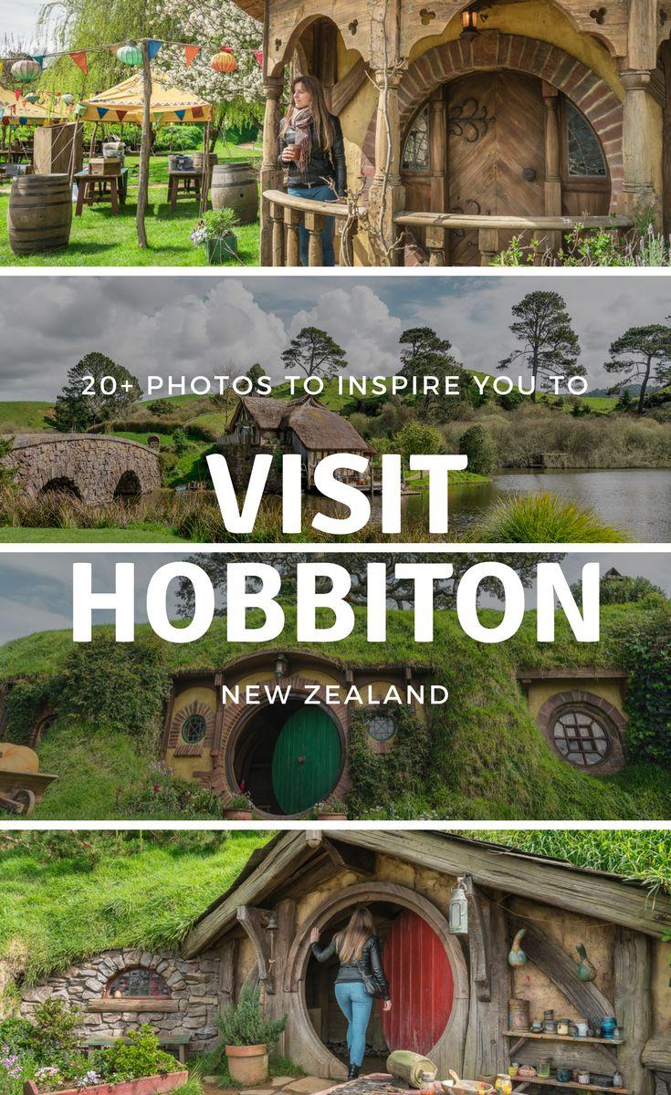 20+ photos to inspire you to visit Hobbiton - New Zealand - Non Stop Destination