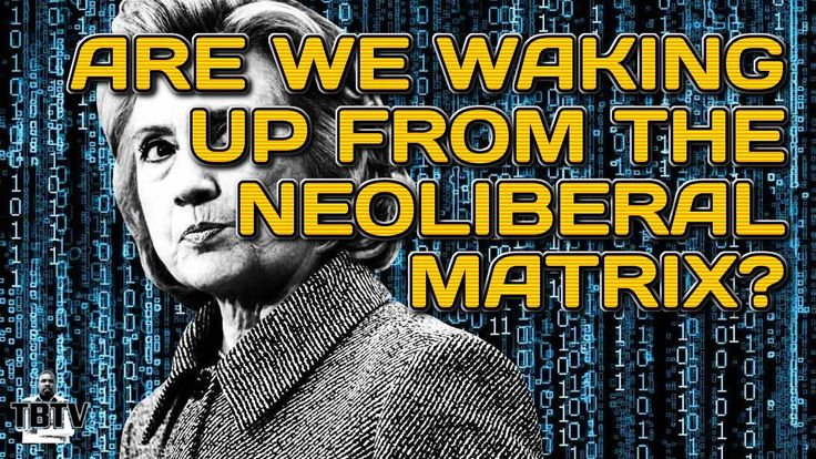 "PEOPLE ARE STARTING TO DISCONNECT FROM THE DEMOCRATIC PARTY ""MATRIX"" wit..."