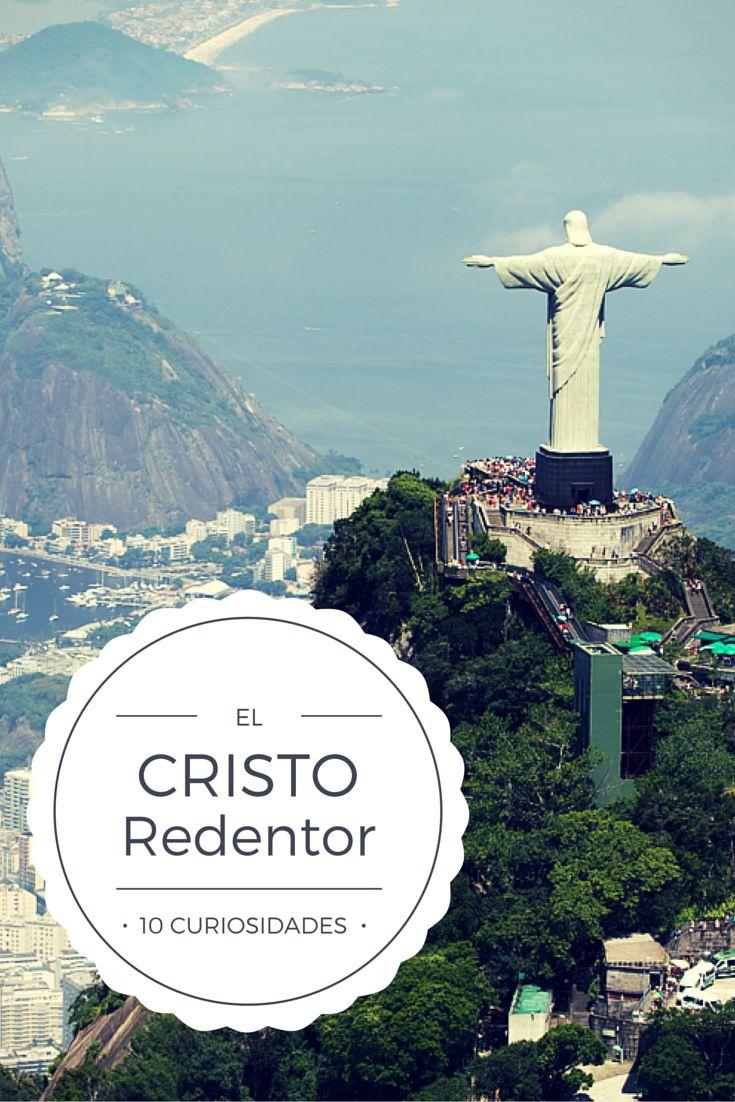El #CristoRedentor es uno de los símbolos más reconocidos de #Brasil, pero seguro hay algunas cosas que no sabías de él. ¡Descubre 10 curiosidades que te sorprenderán!