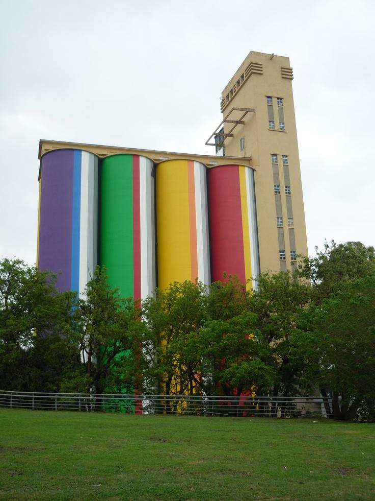 Silos David - Museo de Arte Contemporáneo - Rosario - Argentina
