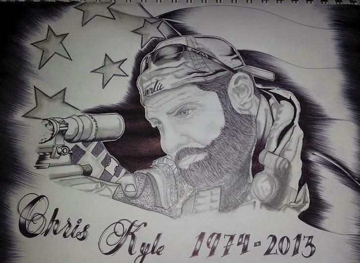 RIP Navy Seal Chris Kyle