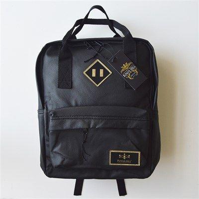 Erkek iki bölmeli siyah sırt çantası modellerini en ucuz fiyatlarıyla kapıda ödeme ve taksit ile Outlet Çarşım'dan satın al.