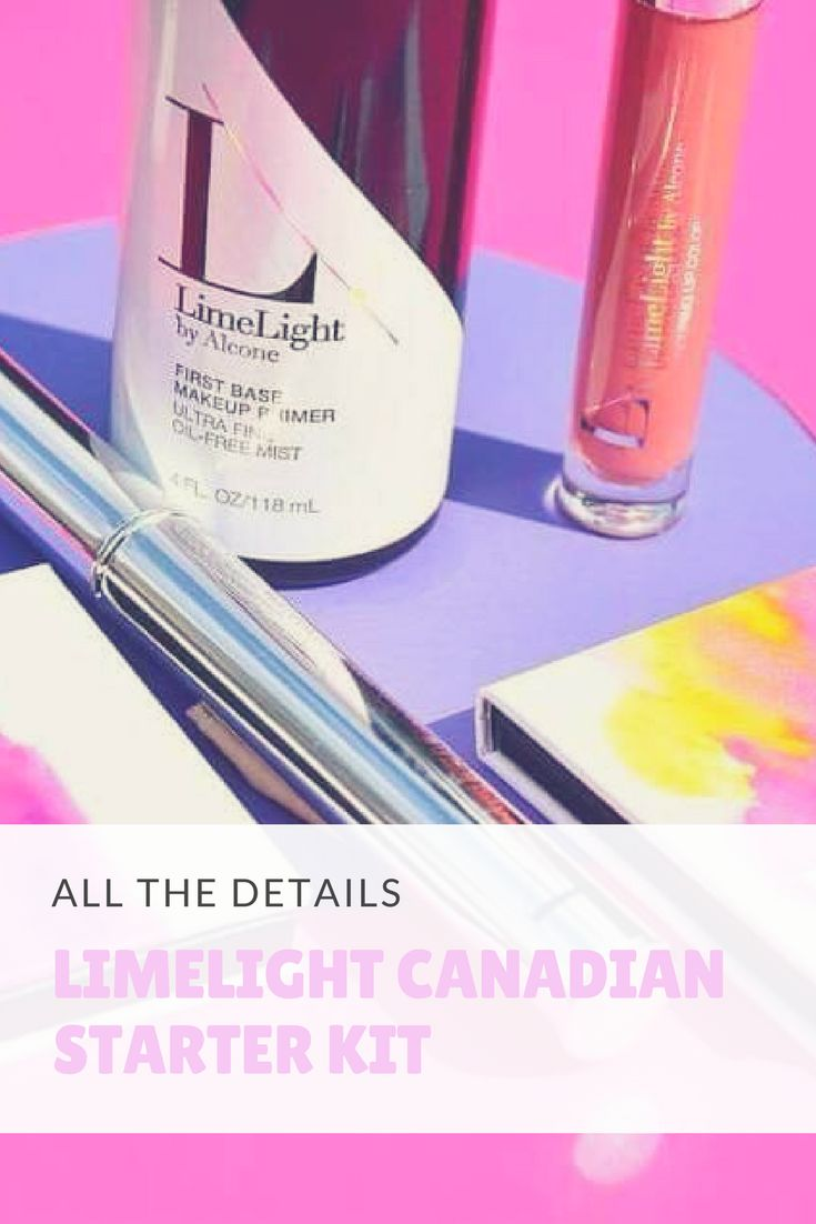Find all the details about the Canadian LimeLight Starter Kit for Beauty Guides in our latest blog post!
