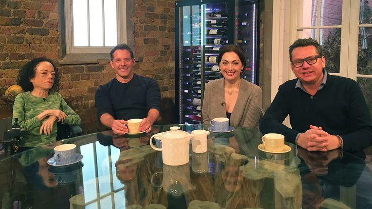 Host Matt Tebbutt is joined by Tonia Buxton, Fernando Stovell and Liz Carr.