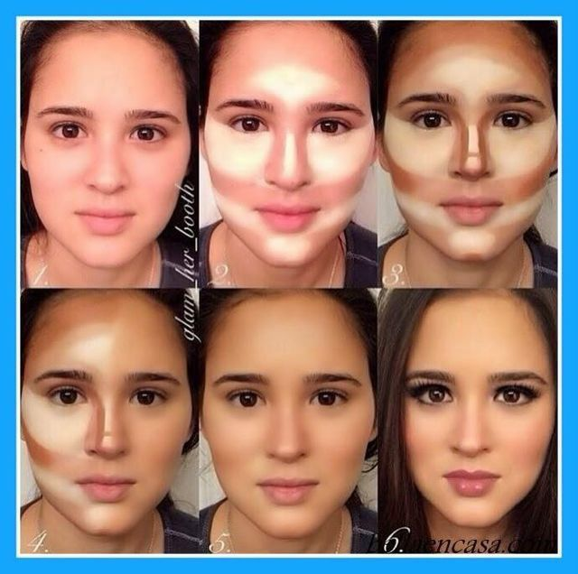 Cuando uses correctores claro-obscuros, recuerda que su color no debe ser demasiado diferente a tu tono de piel.