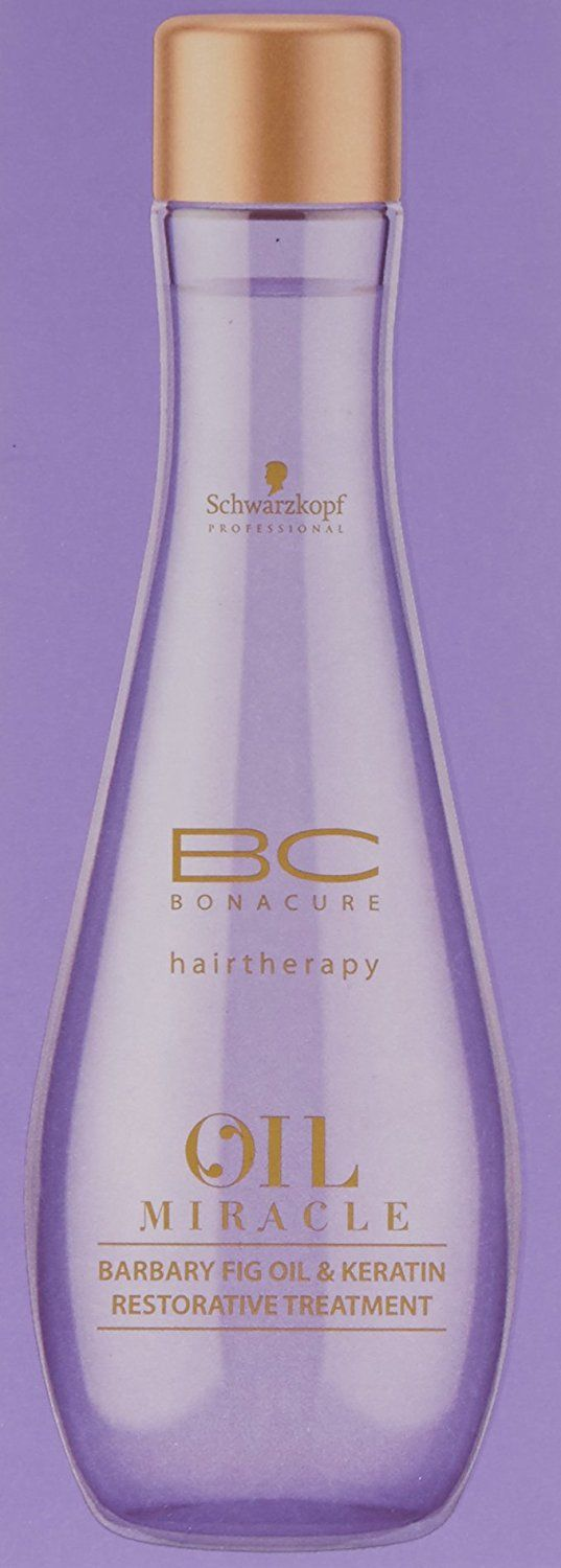 Schwarzkopf Professional BC Bonacure Oil Miracle Barbary Fig  #hairhealth