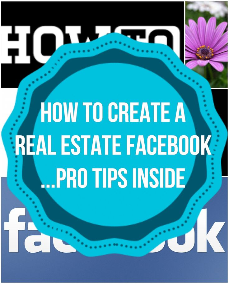 Do you have a real estate Facebook page?  Have you made your second real estate Facebook page?  Click to see how simple making a real estate facebook page can be! I show you the steps to take in an easy to follow video.  You can also download a free pdf step-by-step guide.  Already have a page? Look at our Pro Tips to get more leads from that page.  #marketing #realestate