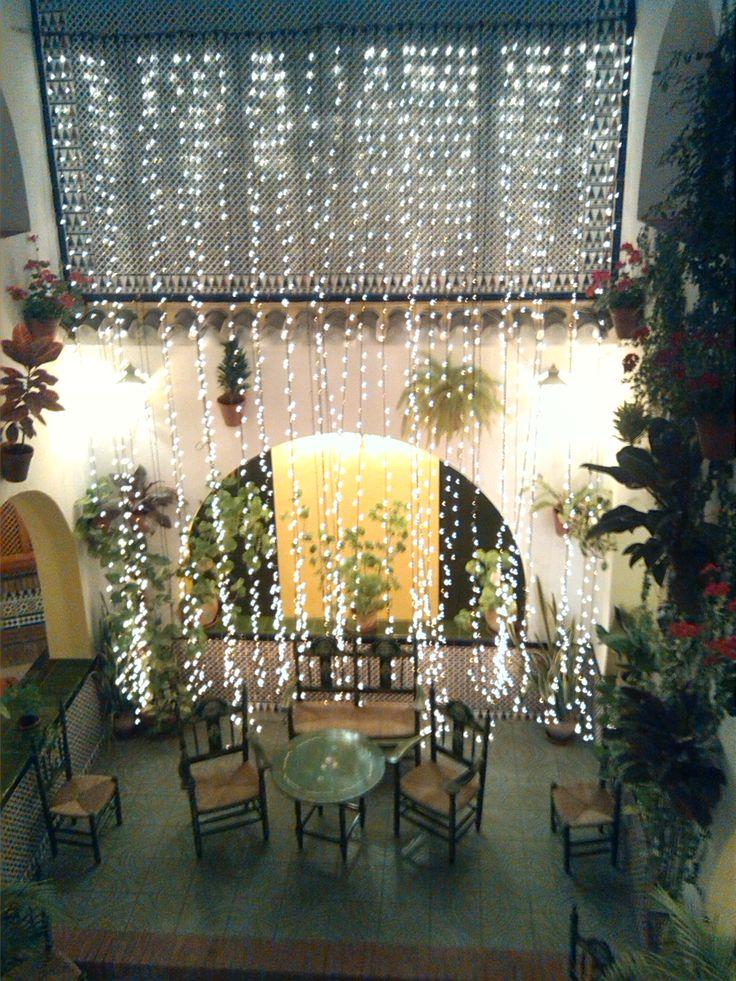In hotel Villa Flamenca - Nerja Spain