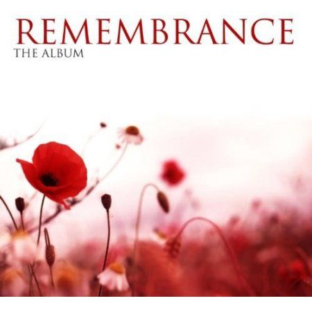 remembrance  3 scottish soldiers poppy cd. IN THE MORNING