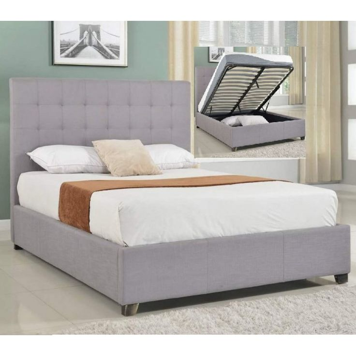 Hydraulic Lift Storage Queen Bed Set : Best ideas about lift storage bed on pinterest diy