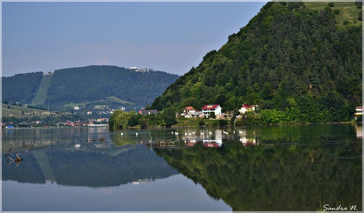 #piatraneamt #priNeamt #romania #summer #reflection