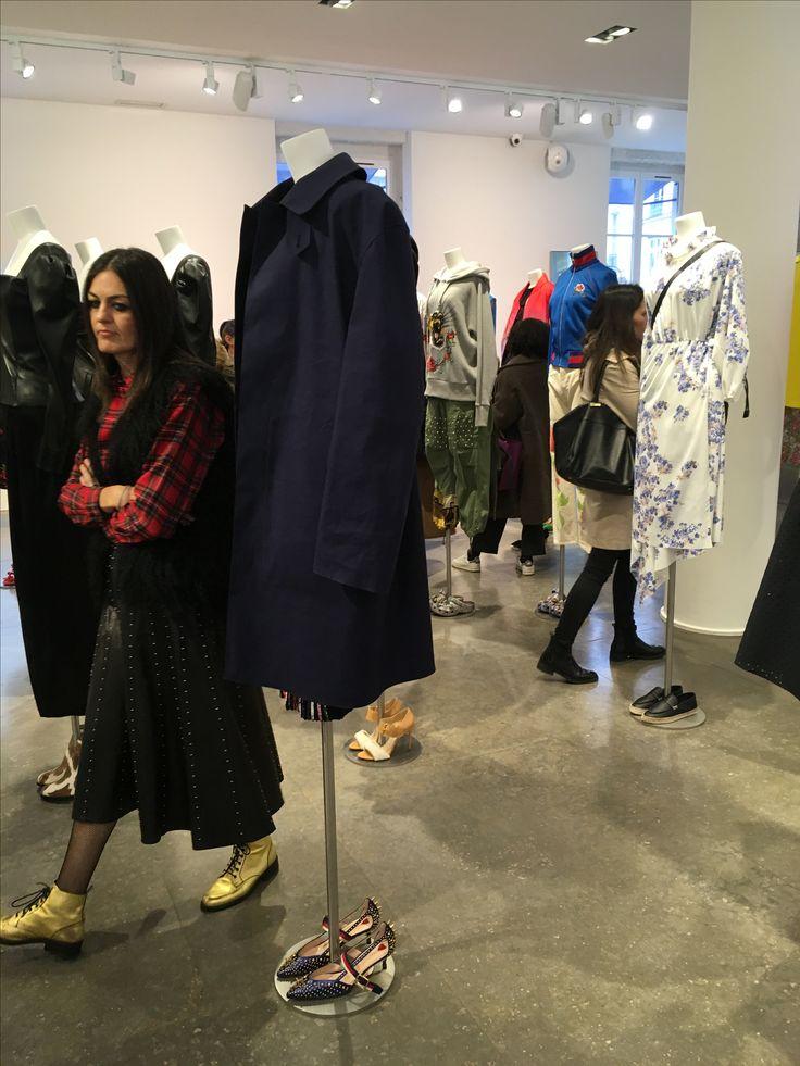 Collette clothes presentation