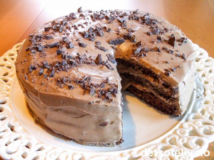 Verdens beste sjokoladekake | Det søte liv
