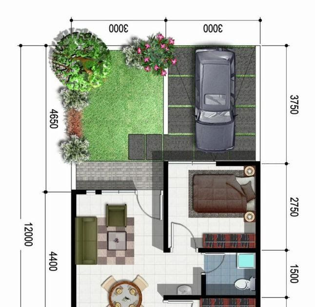 Untuk Lebih Hijau Dan Asri Buatlah Taman Minimalis Yang Sederhana Di Depan  Maupun Di Belakang Rumah. Kumpulan Denah Desa… Di 2020 | Desain Rumah, Rumah  Minimalis, Minimalis