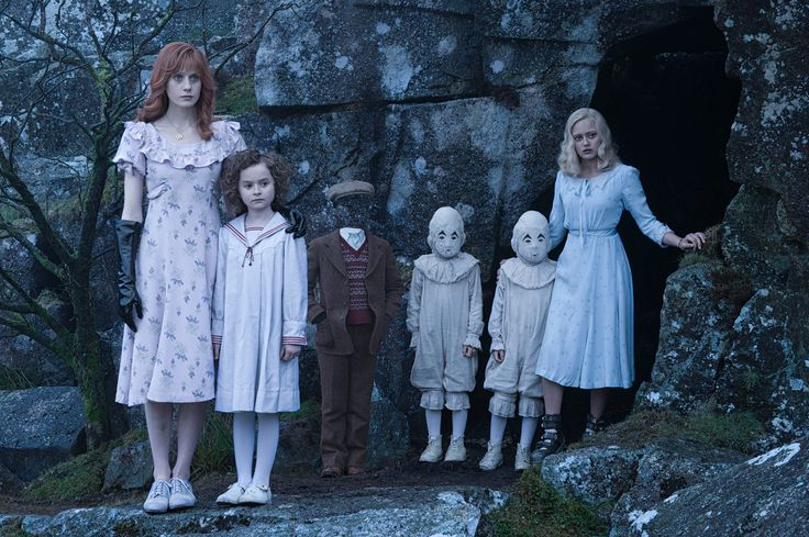 Tim Burton has changed a central character from 'Miss Peregrine's Home for Peculiar Children'