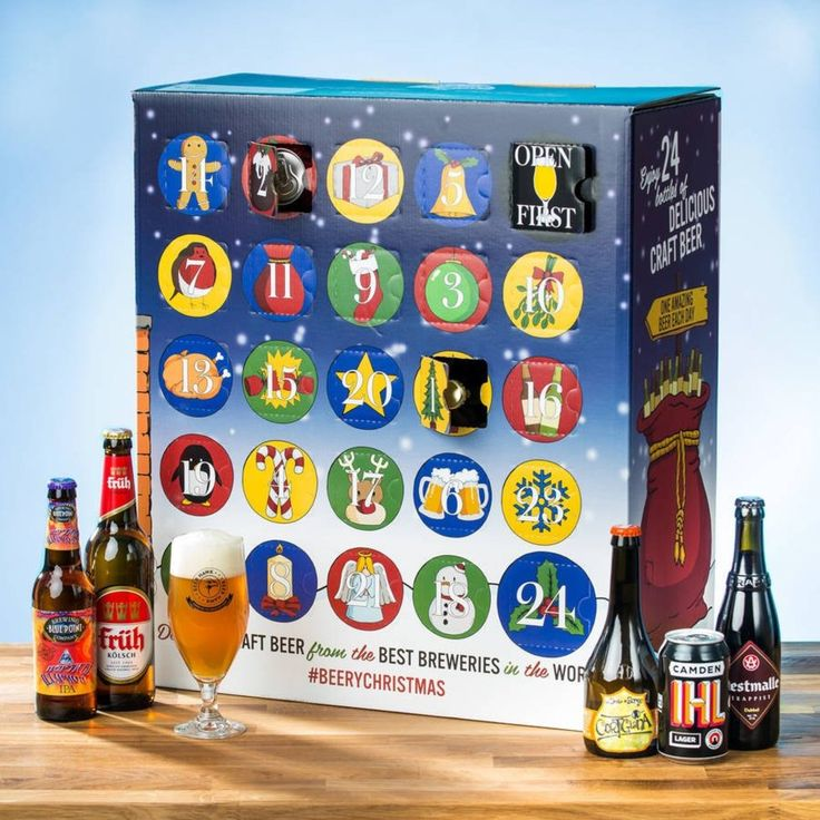 40 best advent calendar images on pinterest advent for Craft beer advent calendar 2017
