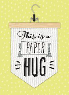 wenskaarten - this-is-a-paper-hug-geel