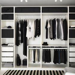 Best 25 armoire dressing ideas on pinterest ikea dressing penderie dressi - Portes dressing ikea ...