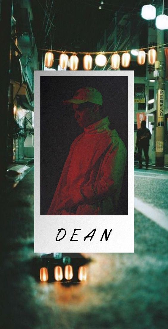 Dean kpop lockscreen