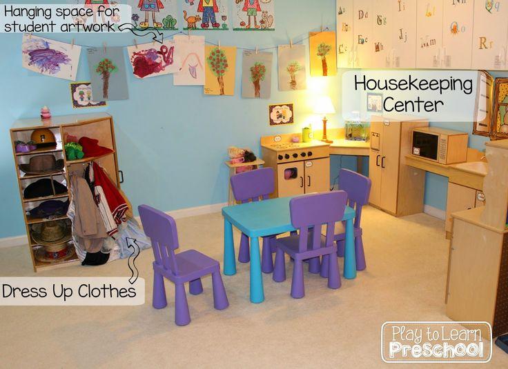 My Classroom by Play to Learn Preschool