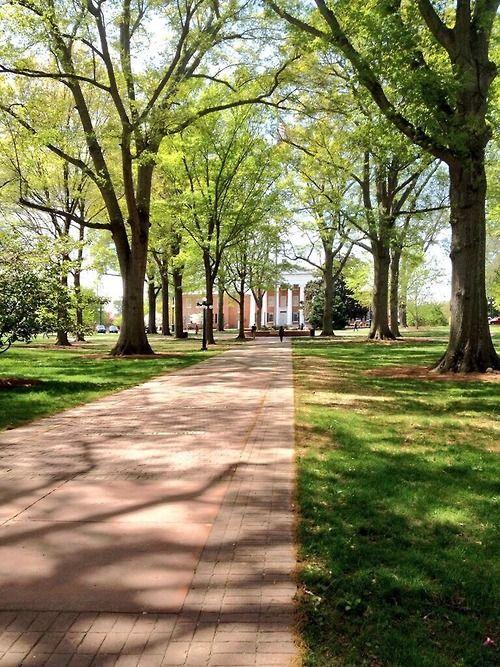 boomboomboomshakalaka:  The University of Mississippi