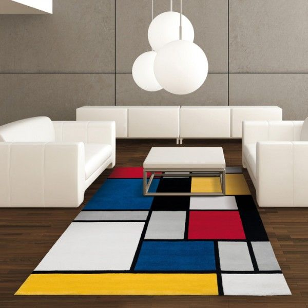 tapis de salon pop coloured cubes par arte espina tapis 60 39 s pop culture pinterest pop. Black Bedroom Furniture Sets. Home Design Ideas