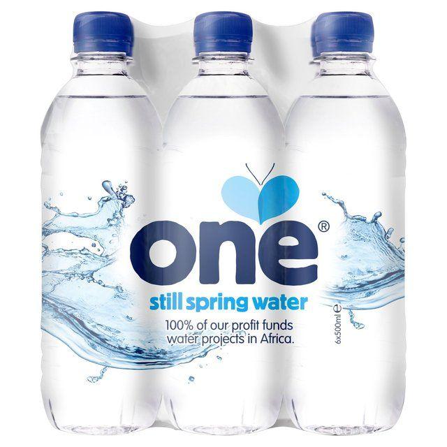 One Water Still Spring Water