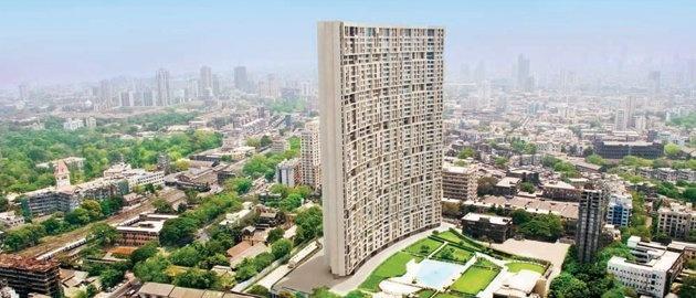 Planet Godrej, Mumbai(45 Floors)