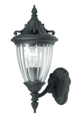 Уличный настенный светильник Лигурия G4501S